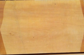 Изображение Ольха, заготовка корпуса гитары цельная