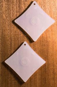 Изображение Комплект лекал для проверки формы накладки 7.25 – 20