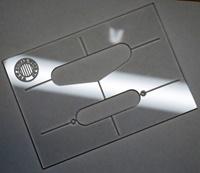 Изображение Шаблоны для фрезеровки корпуса гитары