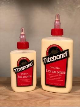 Изображение Клей столярный для дерева Titebond