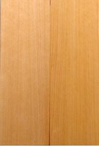 Изображение Кедр алтайский, комплект заготовок верхней деки. Сорт АА.