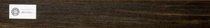 Изображение Эбен (черное дерево), бланк накладки грифа гитары