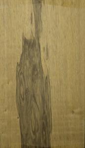 Изображение Корина, заготовка корпуса гитары из цельная
